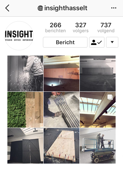 Instagram-Insight-hasselt