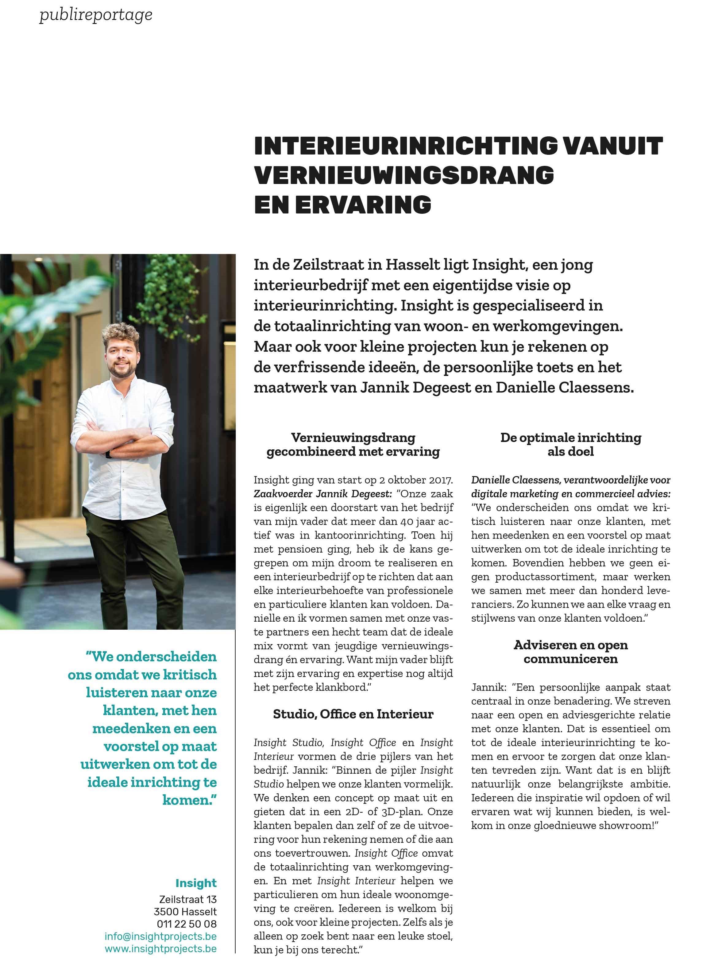 INSIGHT - VOKA Bedrijvig Limburg