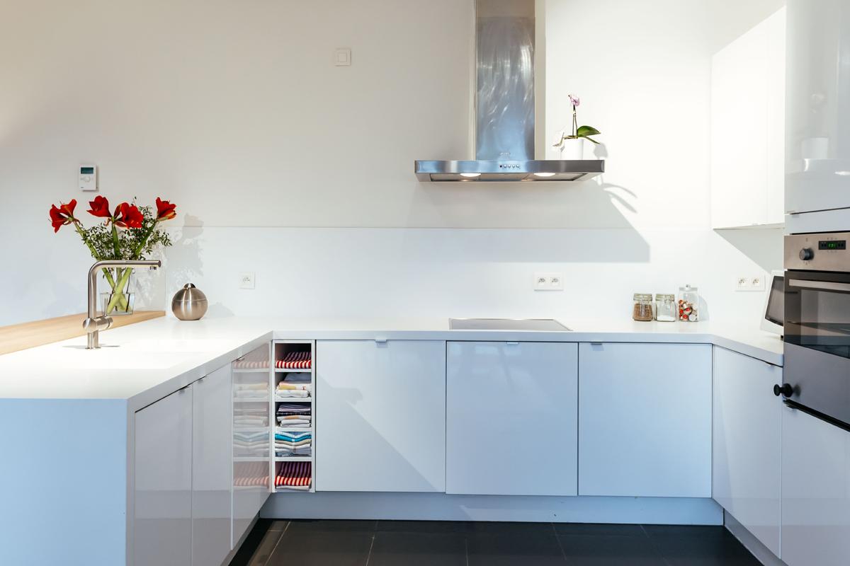 Insight realisatie interieur keuken