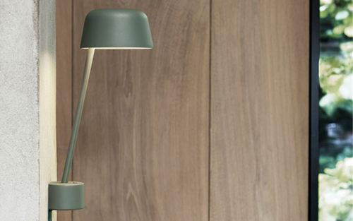 Ambit wall lamp Muuto