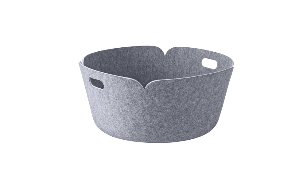 Restore Round basket Muuto packshot