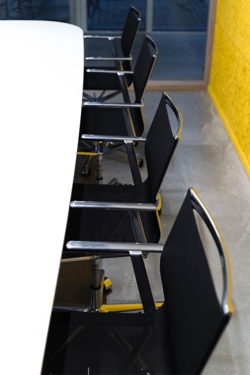 ICF Stick chair Agropolis Insight realisatie