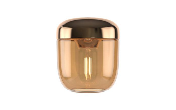 Acorn lamp Umage Gold packshot