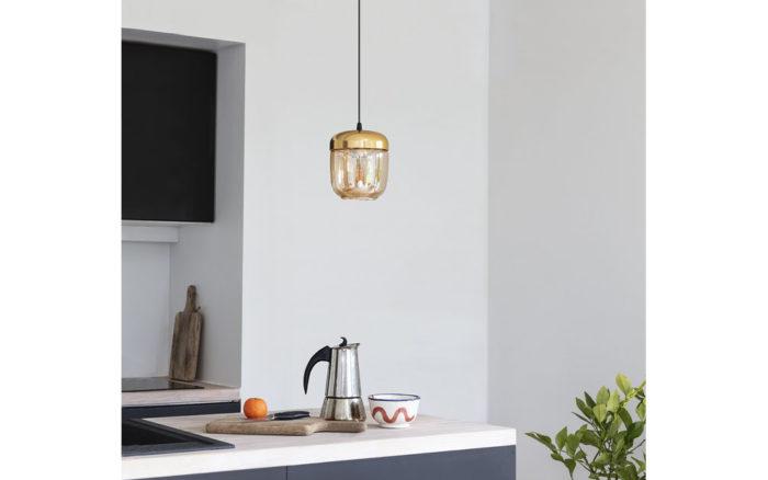 Acorn lamp Umage Gold