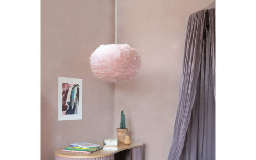 Eos medium pink Umage lamp