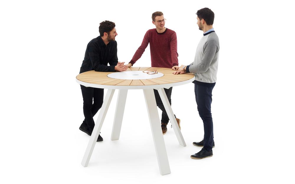Pantagruel table Extremis bartafel