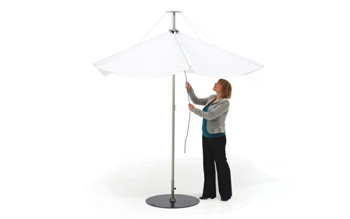 Inumbra parasol Extremis packshot