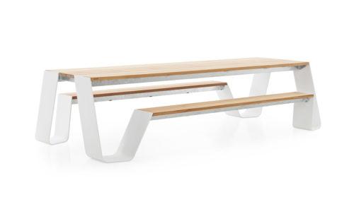 Hopper Picknick Extremis outdoor tuintafel picknicktafel