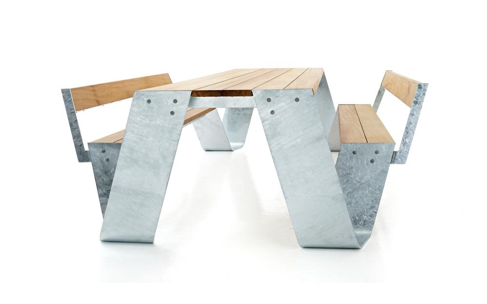 Hopper Pickncik Extremis outdoor tuintafel picknicktafel