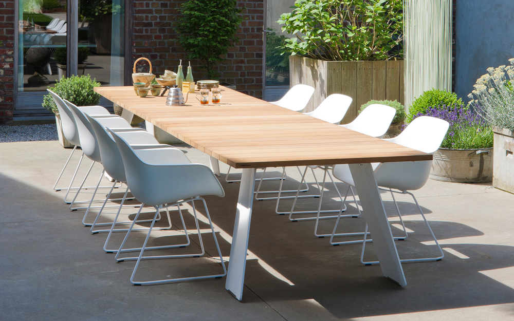 Pontsum Extremis tafel outdoor