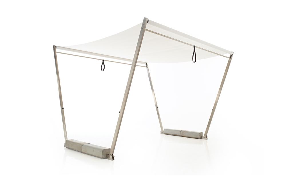 Hopper Shade Extremis outdoor parasol packshot