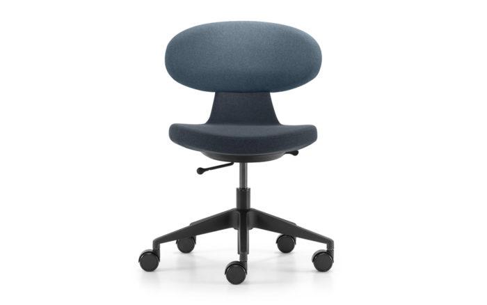 Simplex 3D bureaustoel Girsberger packshot