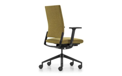 Camiro 3D bureaustoel gestoffeerd Girsberger packshot