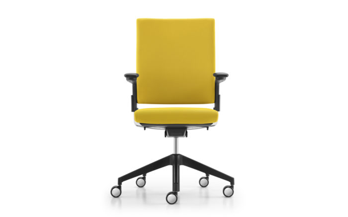 Camiro 1D bureaustoel gestoffeerd Girsberger Insight