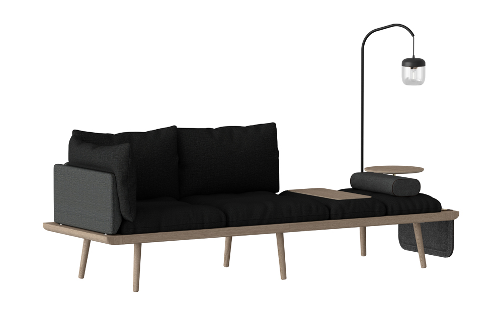 lounge around sofa Umage packshot