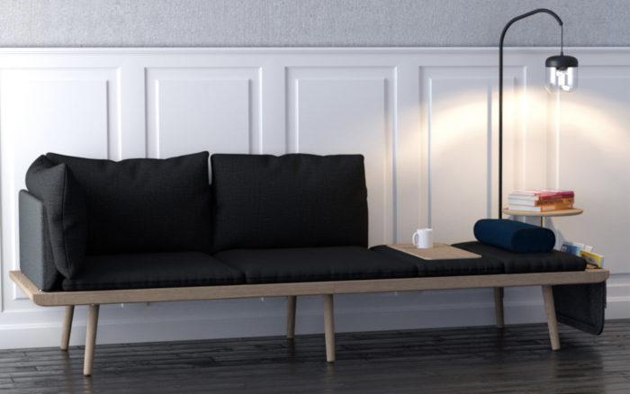 lounge around sofa Umage