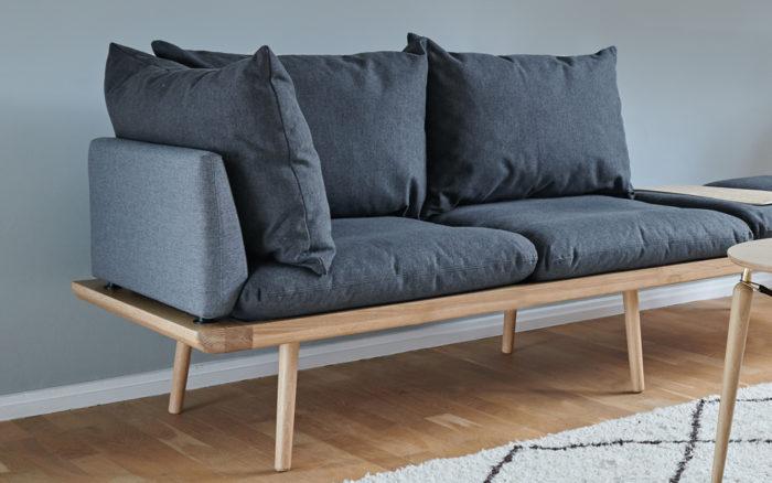 Lounge around sofa Umage Lean Back