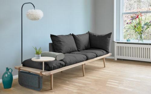 Round table Umage lounge around sofa