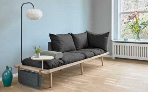 Side pocket Umage lounge around sofa
