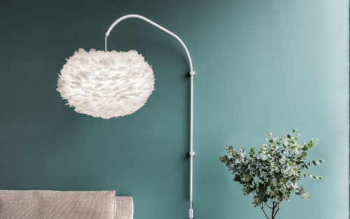 Willow Single wandlamp Umage Eos