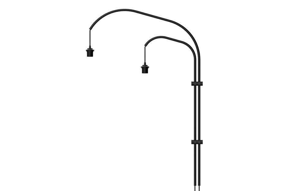 Willow double wandlamp Umage packshot