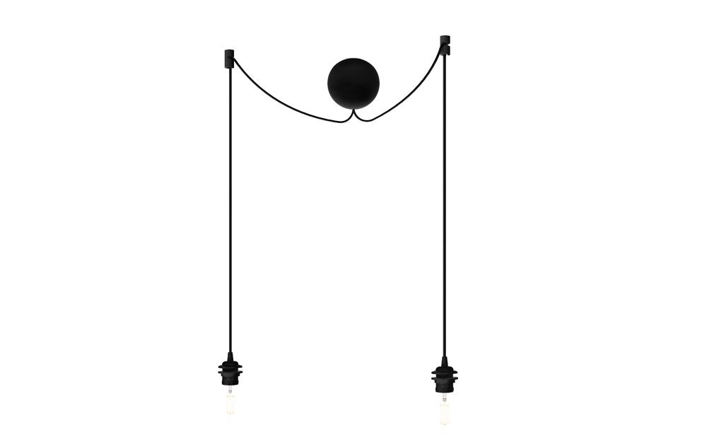 Canonball 2 cluster hanglamp Umage packshot