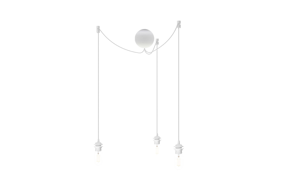Canonball 3 cluster hanglamp Umage packshot