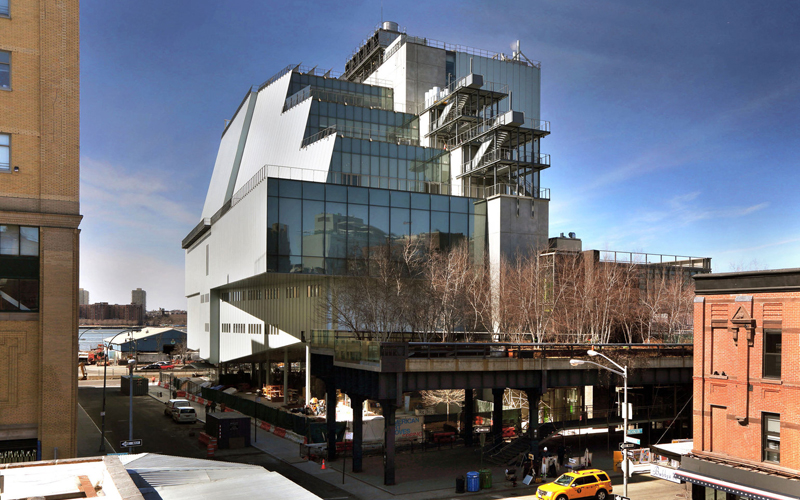Whitney Museum New York Insight blog