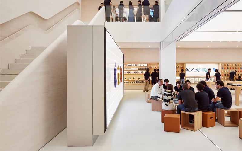 Apple ambitieus kantoor