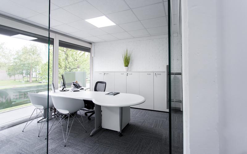 Betrouwbare kantoorruimte All Credit verzekeringen Hasselt