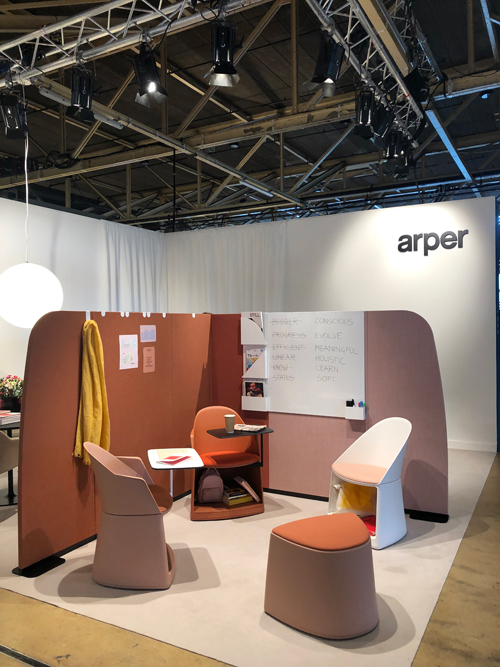 Arper Design District Rotterdam