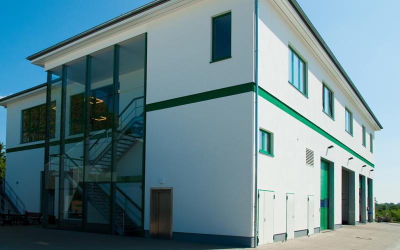 Palmberg kantoormeubilair kantoorpand Duitsland