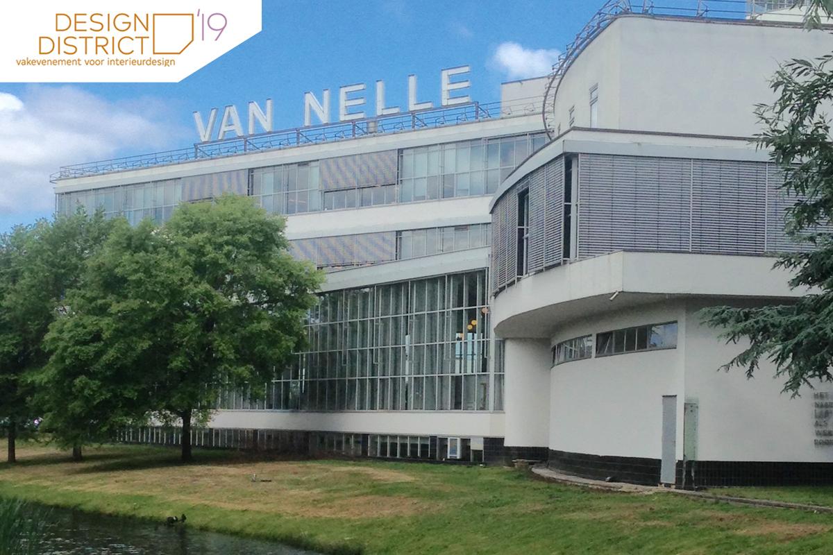Design District Van Nelle Fabriek Cultuur & identiteit lezing