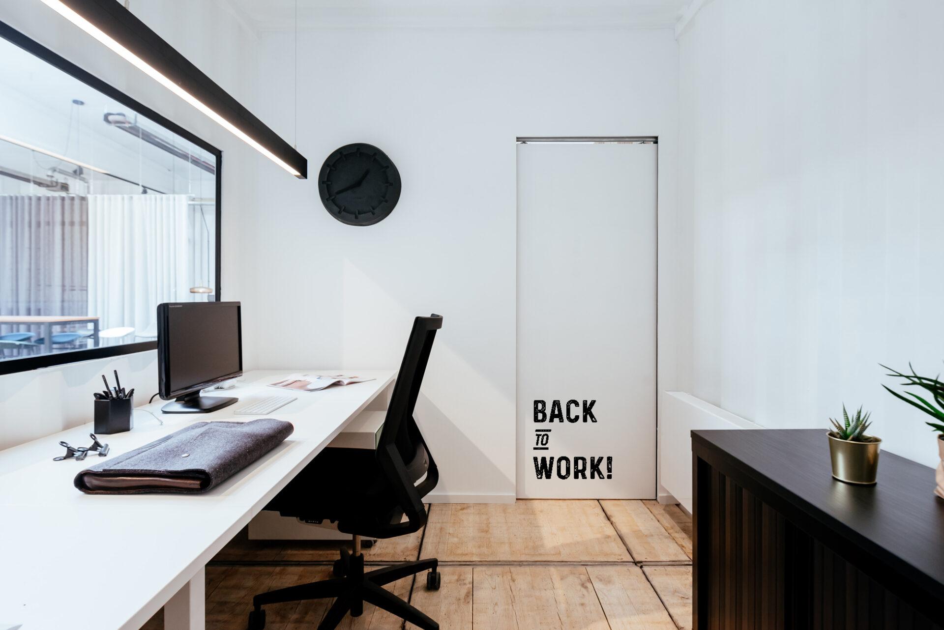 5 tips voor een positieve Back 2 Work!