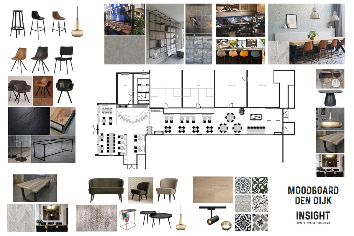 Moodboard Den Dijk Insight Studio