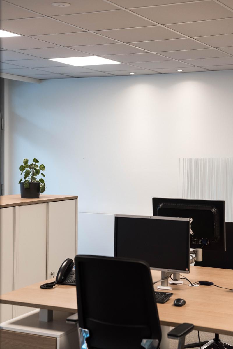 Hoedemaekers Insight Office realisatie