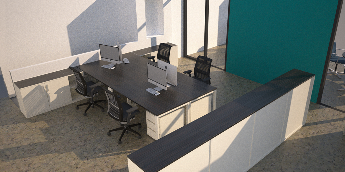 Insight Studio - Hoedemaekers 3D render