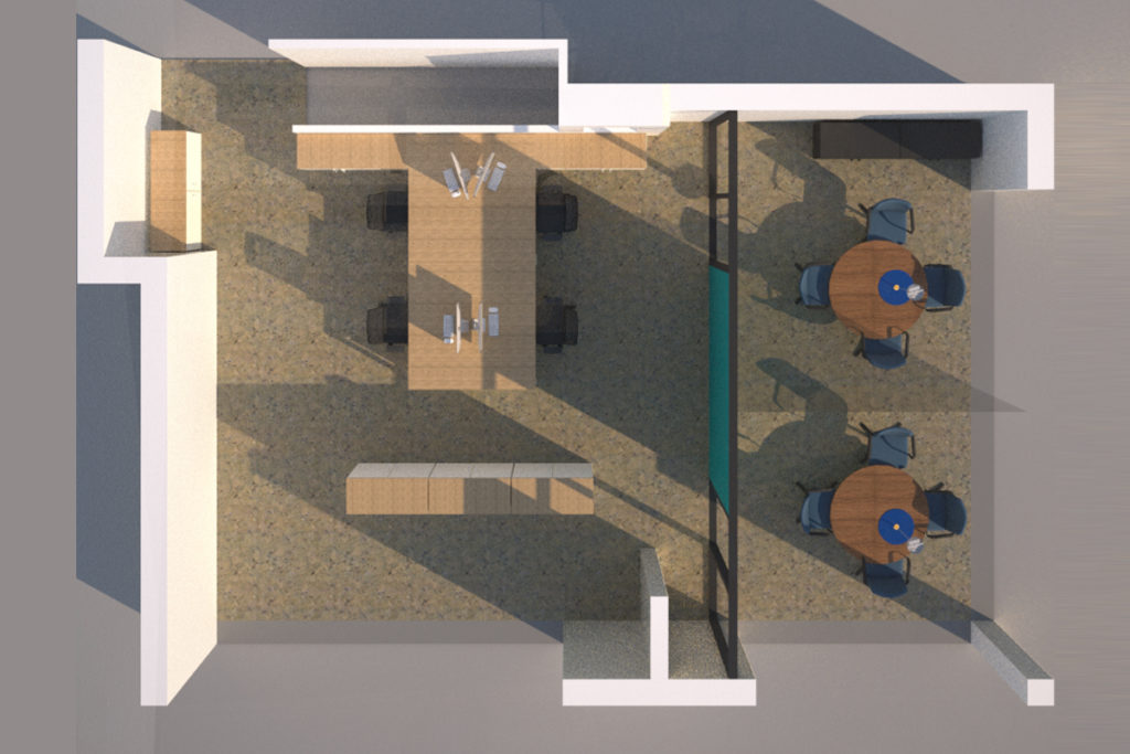 Hoedemaekers conceptontwerp Insight Studio