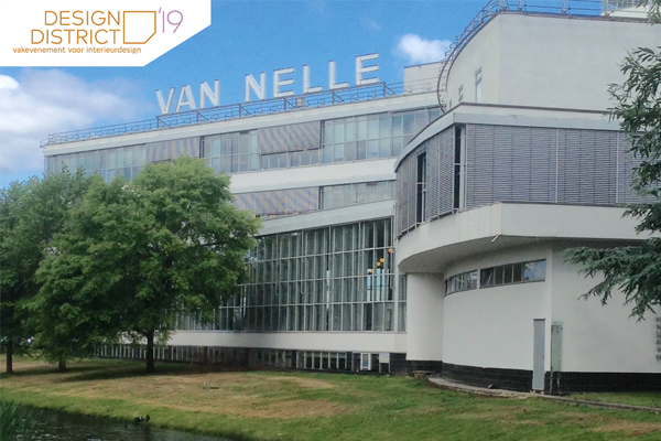 Van Nelle fabriek Design district 2019 Insight