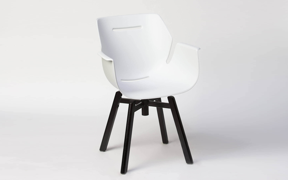 Toon armchair swivel base