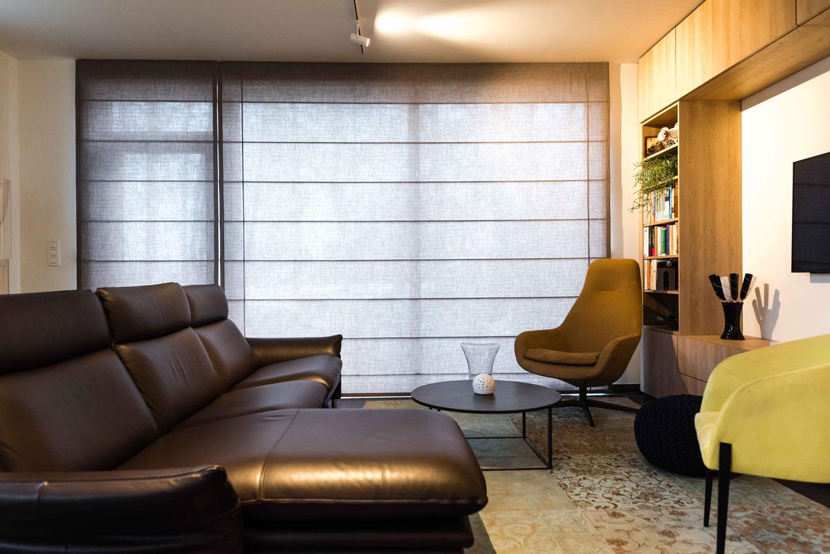 Realisatie private woning interieurinrichting - raamdecoratie - maatwerk - verlichting
